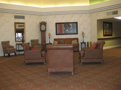 Ephrata Manor Lobby