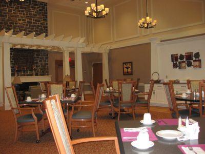 Fireside Dining Room