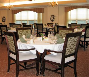 Kindred Place at Annville Dining Room