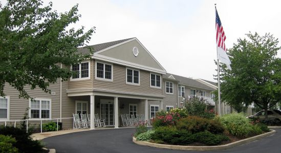 Kindred Place at Annville Front Entrance