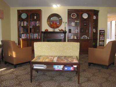 Ephrata Manor Apartment Lounge
