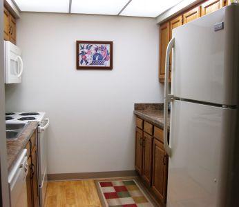 Ephrata Manor Apartment Kitchen