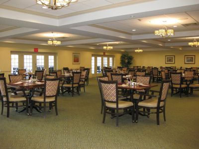 Ephrata Manor Personal Care Harvest Dining Room