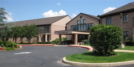 Ephrata Manor Apartment Entrance