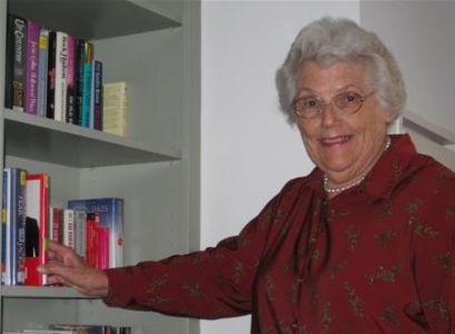 KPA Resident At Bookshelf