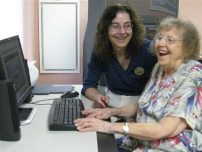 Computer Resident And Staff