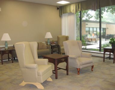 Personal Care Living Room