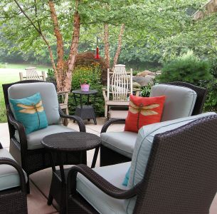 Kindred Place at Annville Patio