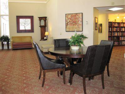 Thornwald Home Lobby