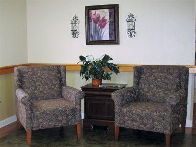 Thornwald Home Skilled Nursing Lobby