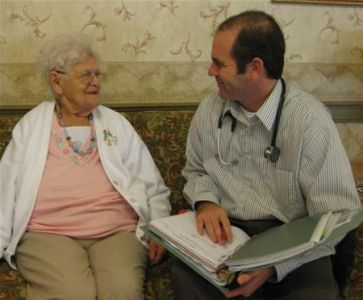 TLVH Resident With Doc