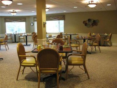 Ephrata Manor Dining Room