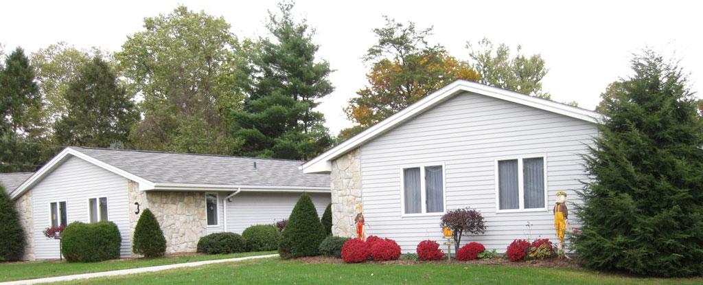 Sarah A. Todd Memorial Home